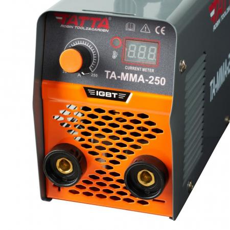 Aparat de sudura (G 13), putere absorbita 7.1 kVA, eficienta85%, electrod 1.6-3.2 mm [5]