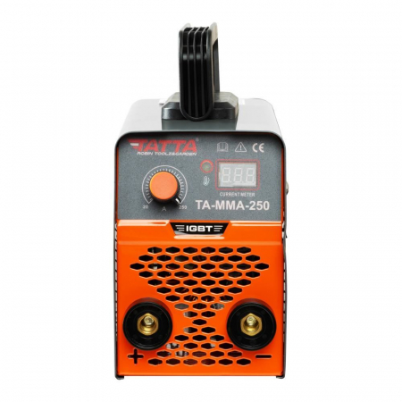 Aparat de sudura (G 13), putere absorbita 7.1 kVA, eficienta85%, electrod 1.6-3.2 mm [3]
