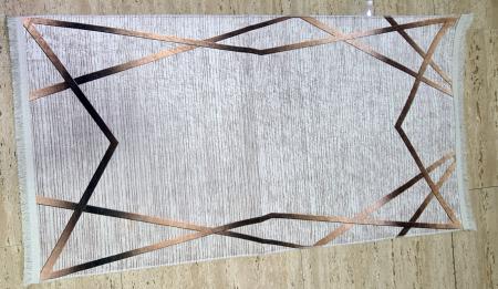 Covor Stea 80x150 cm, (CP 6) print digital, antiderapant cu franjuri [0]