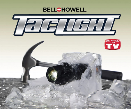 Lanterna Tactica LED Tac Light5