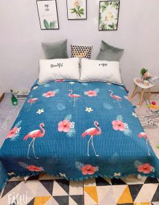 Cuvertură de pat catifea plușată, (CUV 202)0
