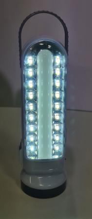 Felinar si lanterna reincarcabila cu leduri si acumulator [1]