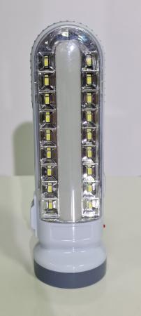 Felinar si lanterna reincarcabila cu leduri si acumulator [0]