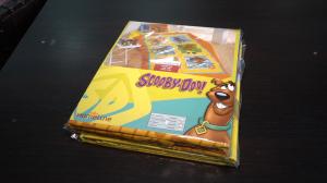 Lenjerie de pat copii Scooby Doo0