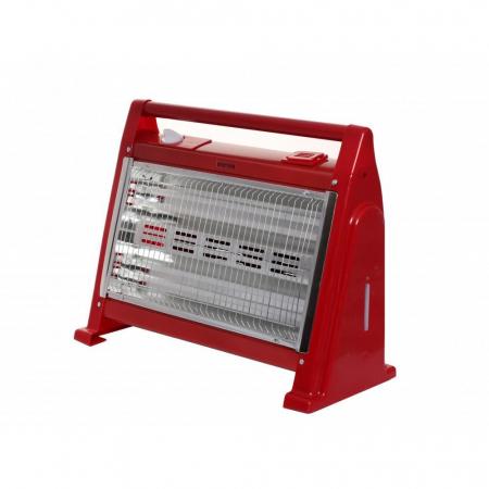 Radiator cu quartz (E 48), 1600 W, 2 nivele de putere, rezervor de apa pentru umidificator aer [0]