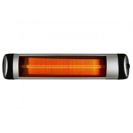 Radiator infrarosu (E 54), 2500 W, 2 nivele de putere, termostat reglabil [0]
