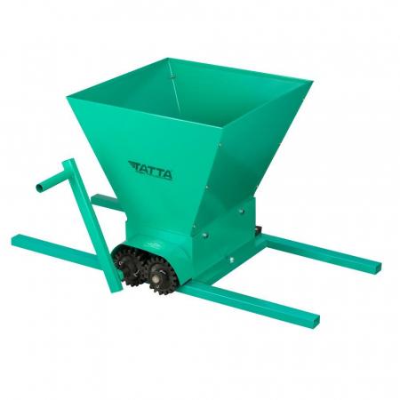Zdrobitor de struguri (G 4), capacitate maruntire 300 kg/h, cuva 25 l, fier [0]
