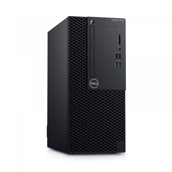 Dell Optiplex 3070 MT/ Core i5-9500/ 8GB/ 512GB SSD/ Intel UHD 630/ DVD RW/ Kb/ 260W/ W10Pro/ Garantie 3 ani 0