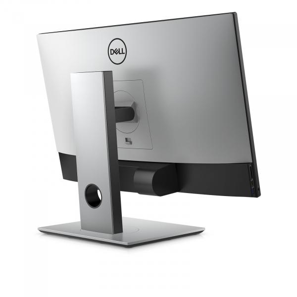 """Dell Optiplex 7770 AIO/ Core i7-9700/ 8GB/ 256GB SSD/ 27.0"""" FHD Touch/ Intel UHD 630/ Adj Stand/ Cam & Mic/ WLAN + BT/ Kb/ W10Pro/ vPro/ Garantie 3 ani 1"""
