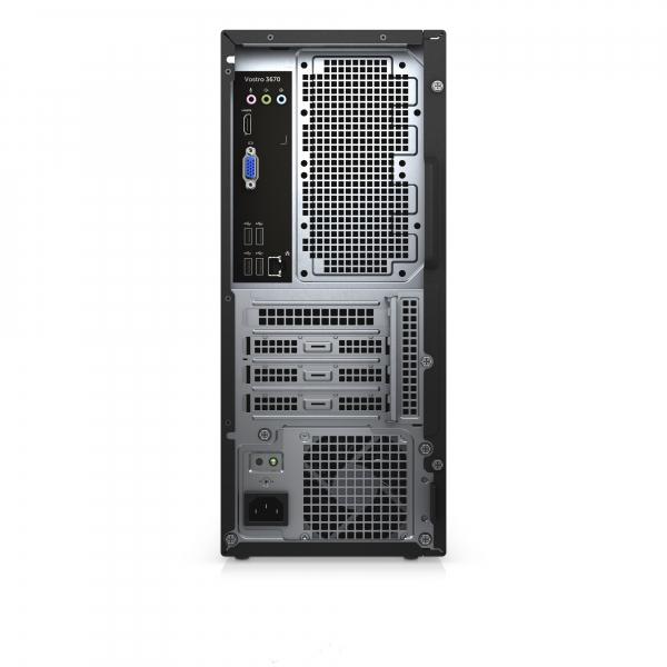 Dell Vostro 3671/ Core i5-9400/ 8GB/ 256GB SSD/ Intel UHD 630/ DVD RW/ WLAN + BT/ Kb/ Ubuntu/ Garantie 3 ani 1