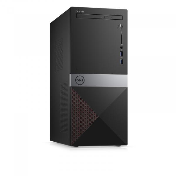 Dell Vostro 3671/ Core i5-9400/ 8GB/ 256GB SSD/ Intel UHD 630/ DVD RW/ WLAN + BT/ Kb/ Ubuntu/ Garantie 3 ani 0