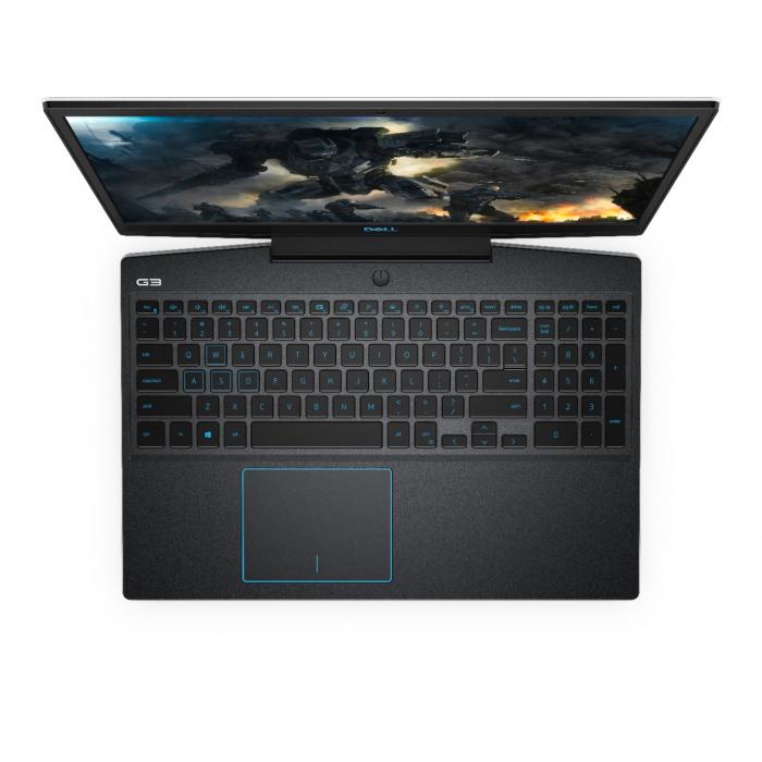 Laptop Dell Inspiron Gaming 3500 G3, I5-10300H, FHD 120Hz, 8GB, M.2 256GB SSD + 1TB SATA, GTX 1650 4GB video, Ubuntu [0]