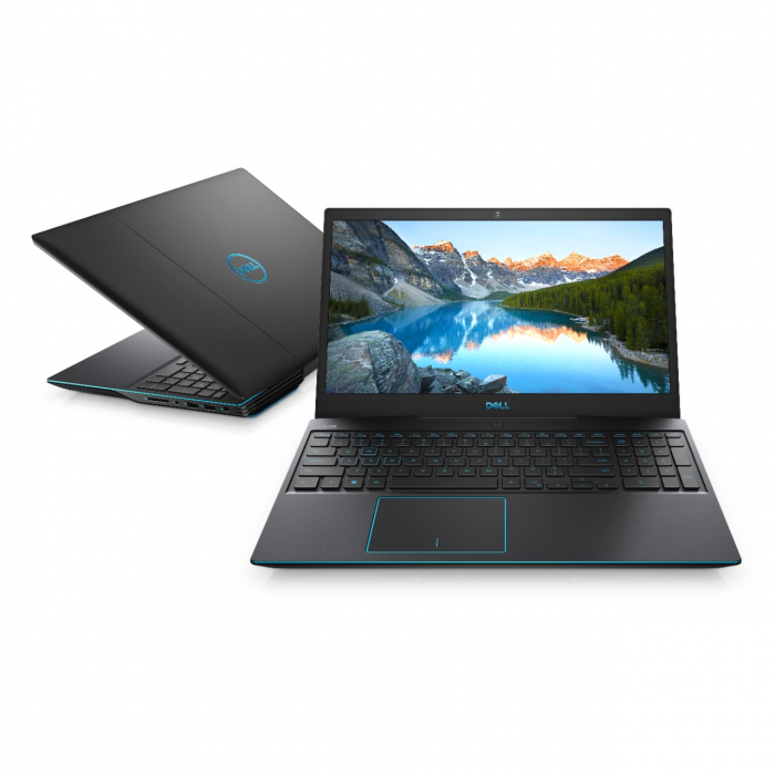 Laptop Dell Inspiron Gaming 3500 G3, I5-10300H, FHD 120Hz, 8GB, M.2 256GB SSD + 1TB SATA, GTX 1650 4GB video, Ubuntu [6]