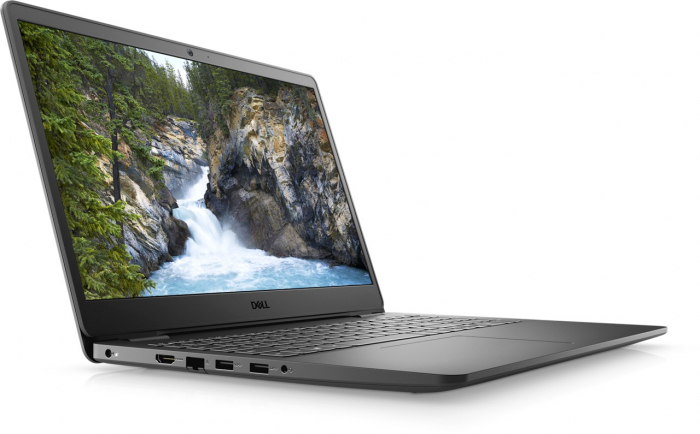 "Laptop Dell Vostro 3500 cu procesor Intel Core i7-1165G7 pana la 4.70 GHz, 15.6"", Full HD, 8GB, 512GB SSD, NVIDIA GeForce MX330 with 2GB GDDR5 graphics memory, Windows 10 Pro, Black 5"