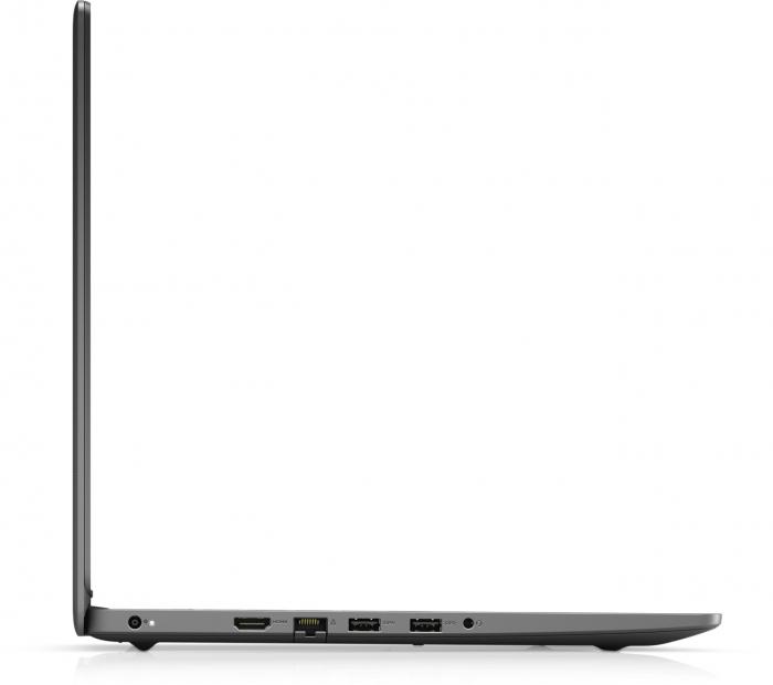 "Laptop Dell Vostro 3500 cu procesor Intel Core i7-1165G7 pana la 4.70 GHz, 15.6"", Full HD, 8GB, 512GB SSD, NVIDIA GeForce MX330 with 2GB GDDR5 graphics memory, Windows 10 Pro, Black 3"
