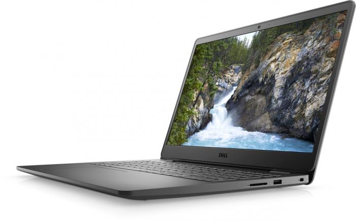 """Laptop Dell Vostro 3500 cu procesor Intel Core i5-1135G7 pana la 4.20 GHz, 15.6"""", Full HD, 8GB, 256GB SSD, nVidia MX330 2GB, Ubuntu, Black [6]"""