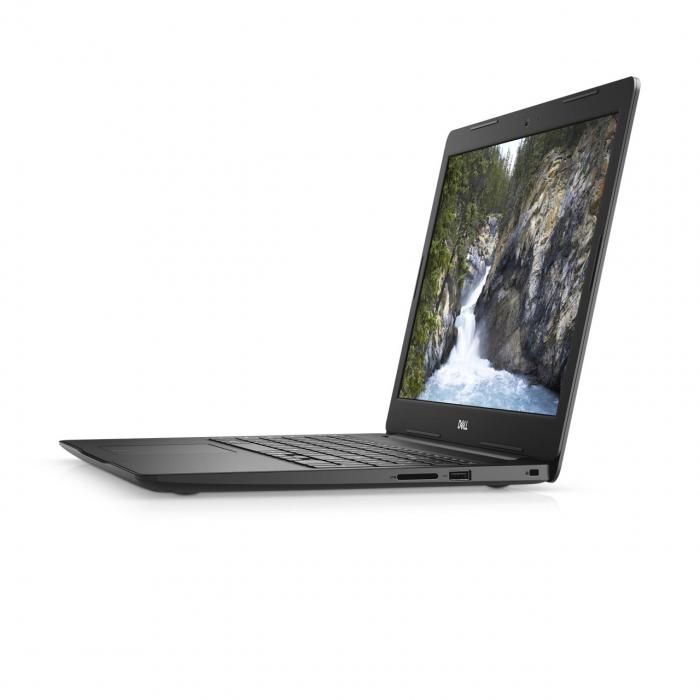 "Laptop Dell Vostro 3591 cu procesor Intel® i3-1005G1 (to 3.4Ghz, 4MB), 15.6"" FHD (1920x 1080) AG, 8GB DDR4 2666MHz, M.2 256GB PCIe NVMe SSD, no ODD, UHD graphics, Wifi AC+BT, 10/100/1000 Mbps, Ubuntu [3]"