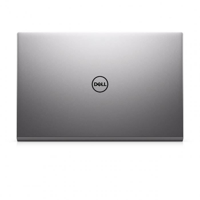 Laptop Dell Vostro 5502 cu procesor Intel® i5-1135G7 (2.4GHz to 4.2Ghz, 8MB, 4C), 8GB DDR4, M.2 256GB PCIe NVMe SSD, no ODD, Intel Iris XE, Wifi ac+BT5, backlit Keyb, Ubuntu, Vintage Gray [7]