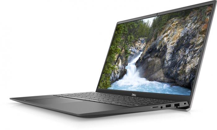 Laptop Dell Vostro 5502 cu procesor Intel® i5-1135G7 (2.4GHz to 4.2Ghz, 8MB, 4C), 8GB DDR4, M.2 512GB PCIe NVMe SSD, no ODD, INVIDIA GeForce MX330 2GB GDDR5, Wifi ac+BT5, backlit Keyb, W10 Pro 64b [2]