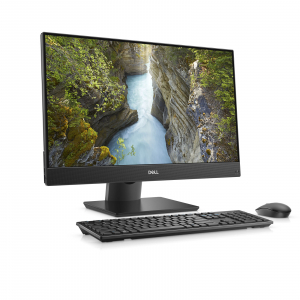 Dell Optiplex 7470 AIO/ Core i5-9500/ 8GB/ 256GB SSD/ 23.8 FHD/ Intel UHD 630/ Adj Stand/ Cam & Mic/ WLAN + BT/ Kb/ 155W/ W10Pro/ vPro/ Garantie 3 ani0