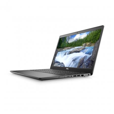 "Laptop Dell Latitude 3510 cu procesor Intel® i3-10110U (2.1GHz to 4.1Ghz, 4MB, 2C), 15.6"", FHD, 1x8GB DDR4, M.2 256GB PCIe NVMe SSD, no ODD, Intel® UHD Graphics, Ubuntu, black [8]"