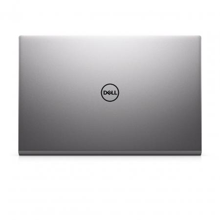 Laptop Dell Vostro 5502 cu procesor Intel® i5-1135G7 (2.4GHz to 4.2Ghz, 8MB, 4C), 16GB DDR4, M.2 512GB PCIe NVMe SSD, no ODD, Intel Iris XE, Wifi ac+BT5, backlit Keyb, Ubuntu, Vintage Gray [7]
