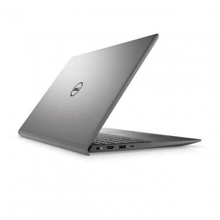 Laptop Dell Vostro 5502 cu procesor Intel® i5-1135G7 (2.4GHz to 4.2Ghz, 8MB, 4C), 8GB DDR4, M.2 512GB PCIe NVMe SSD, no ODD, Intel Iris XE, Wifi ac+BT5, backlit Keyb, Ubuntu, Vintage Gray [4]