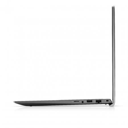 Laptop Dell Vostro 5502 cu procesor Intel® i5-1135G7 (2.4GHz to 4.2Ghz, 8MB, 4C), 8GB DDR4, M.2 256GB PCIe NVMe SSD, no ODD, Intel Iris XE, Wifi ac+BT5, backlit Keyb, Ubuntu, Vintage Gray [5]
