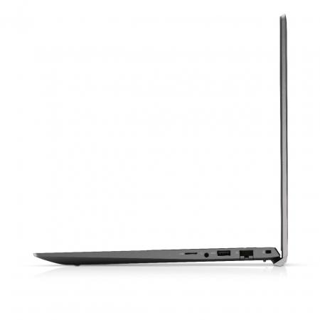 Laptop Dell Vostro 5502 cu procesor Intel® i5-1135G7 (2.4GHz to 4.2Ghz, 8MB, 4C), 8GB DDR4, M.2 512GB PCIe NVMe SSD, no ODD, Intel Iris XE, Wifi ac+BT5, backlit Keyb, Ubuntu, Vintage Gray [5]