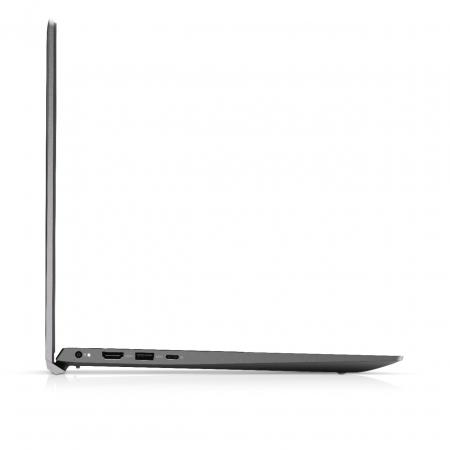 Laptop Dell Vostro 5502 cu procesor Intel® i5-1135G7 (2.4GHz to 4.2Ghz, 8MB, 4C), 8GB DDR4, M.2 256GB PCIe NVMe SSD, no ODD, Intel Iris XE, Wifi ac+BT5, backlit Keyb, Ubuntu, Vintage Gray [6]
