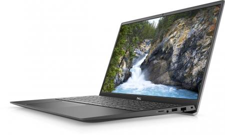 Laptop Dell Vostro 5502 cu procesor Intel® i7-1165G7 (to 4.7Ghz, 12MB, 4C), 8GB DDR4, M.2 512GB PCIe NVMe SSD, no ODD, NVIDIA GeForce MX330 2GB GDDR5, Wifi ac+BT5, backlit Keyb, W10 Pro, Gray [2]