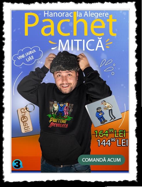 PACHET MITICĂ