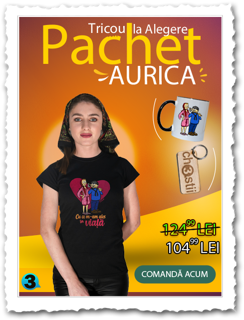 PACHET AURICA