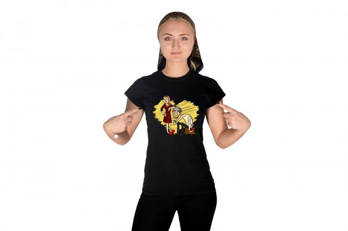 PACHET PRIMAVARA (Tricou + trandafir din lemn) 0
