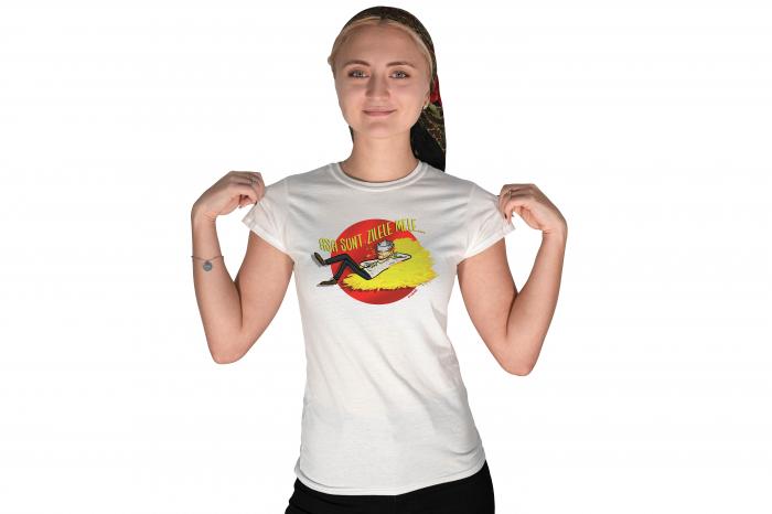 Tricou femei Asa sunt zilele mele [1]