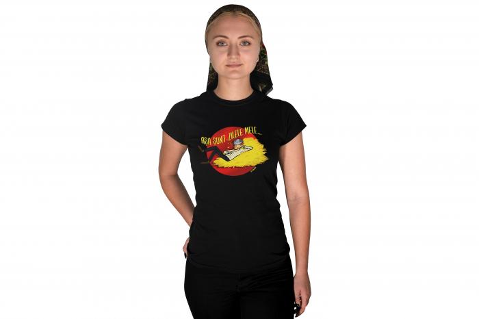 Tricou femei Asa sunt zilele mele [0]