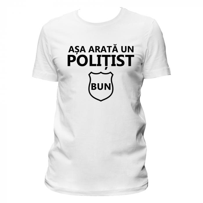 Tricou Politist bun 1
