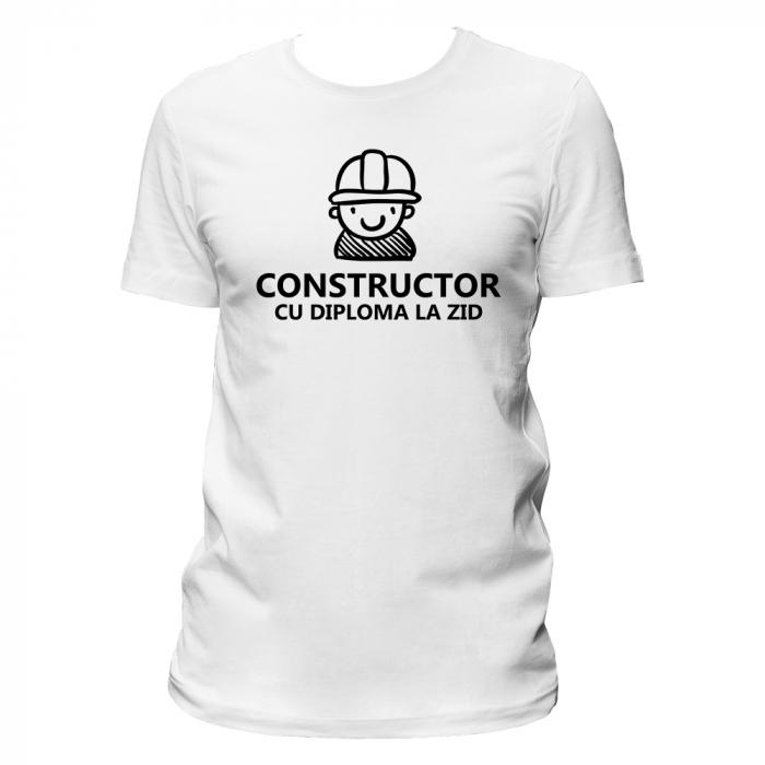 Tricou Constructor 1