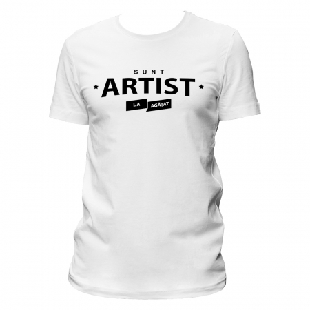 Tricou Artist la agățat [1]