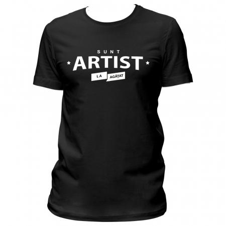 Tricou Artist la agățat [0]