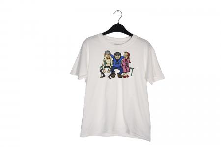 Tricou copii Cornel, Mitica si Aurica [0]