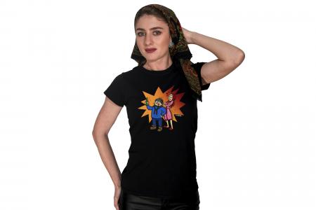 Tricou femei Dracusor1