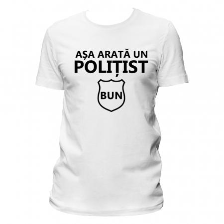 Tricou Politist bun1
