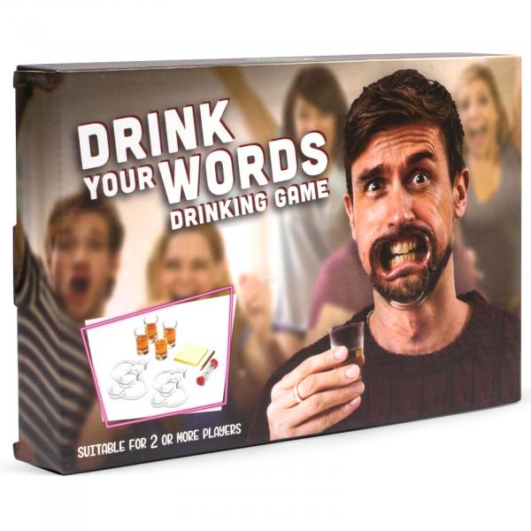 Joc de baut Drink Your Words 1