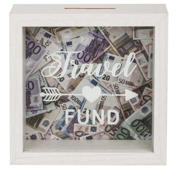 Pusculita Travel Fund 15 cm 0