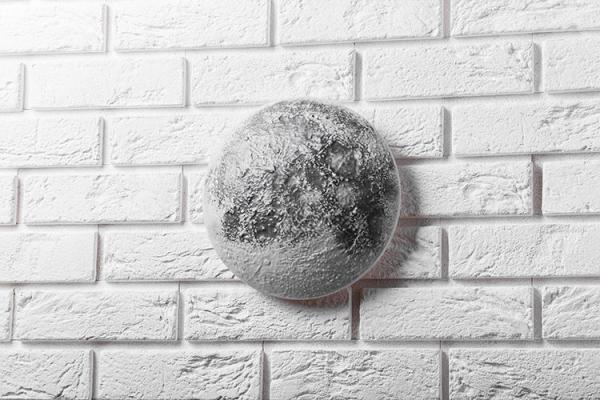Lampa de perete cu fazele lunii 5