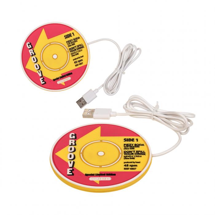 Incalzitor pentru cana USB Recorder 1