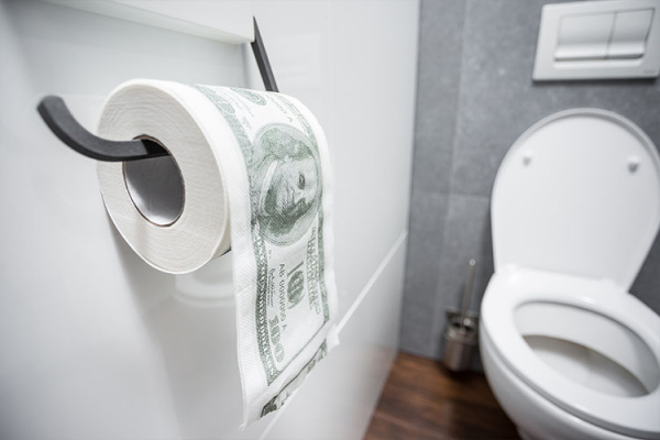 Hartie igienica Dolar 4