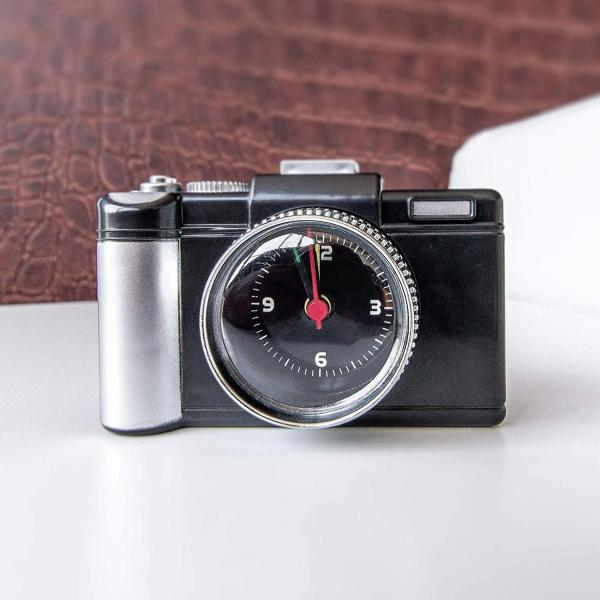 Ceas retro camera foto 1