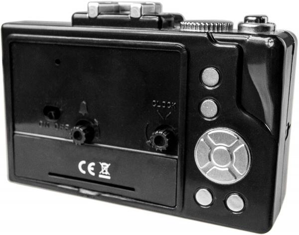 Ceas retro camera foto 2